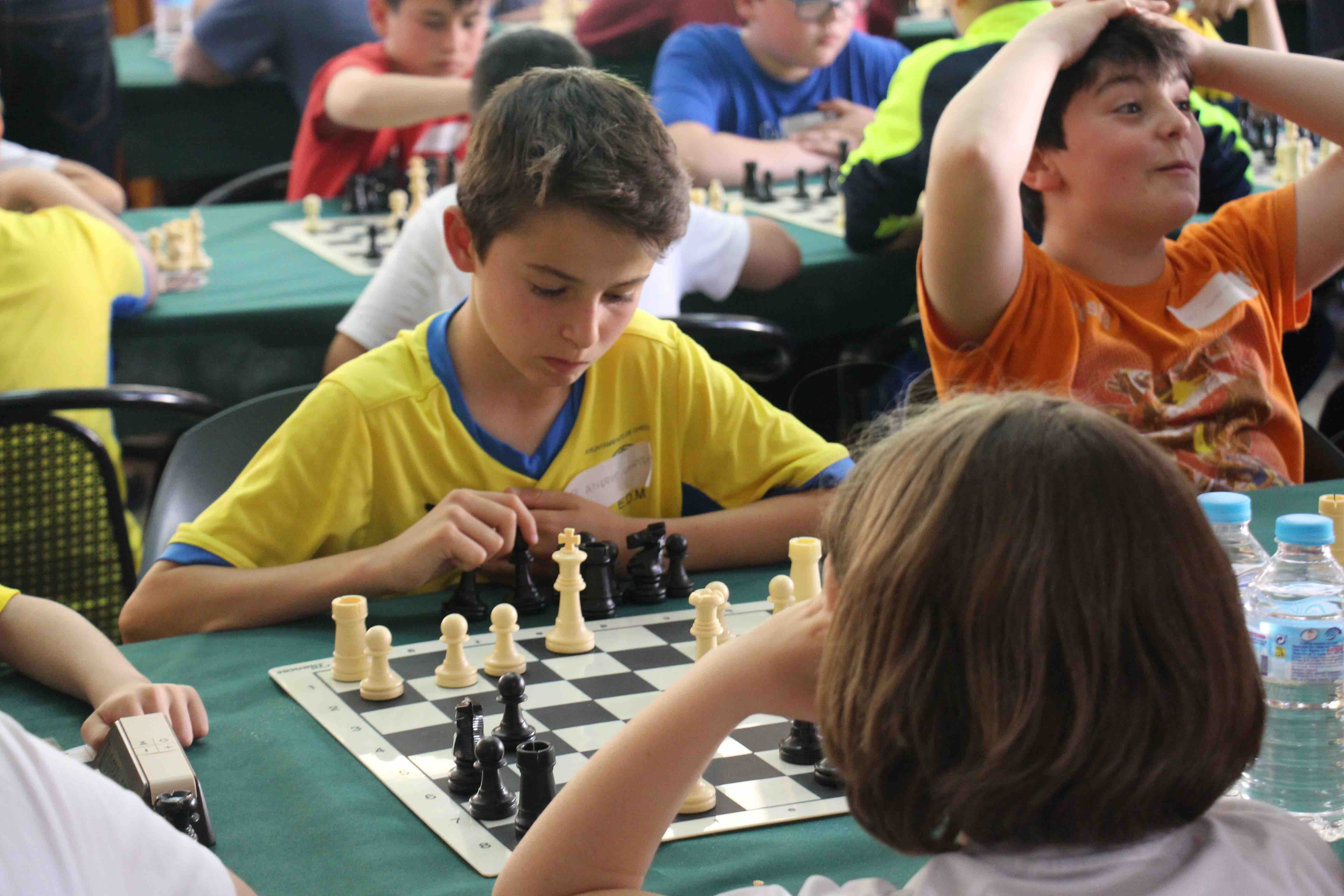 VII Torneo Ajedrez de Cheste.