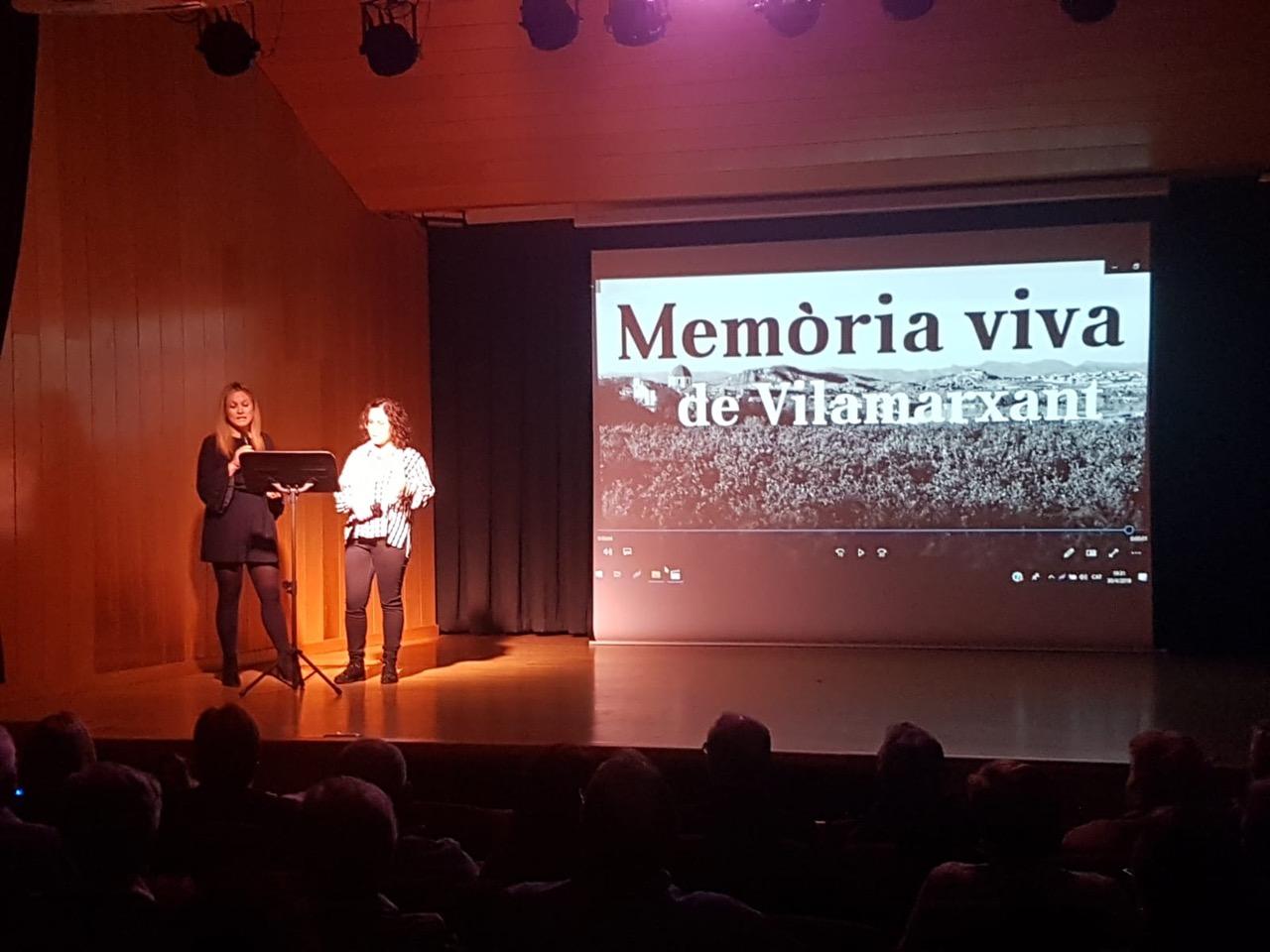Este documental hace un repaso de la historia de Vilamarxant.