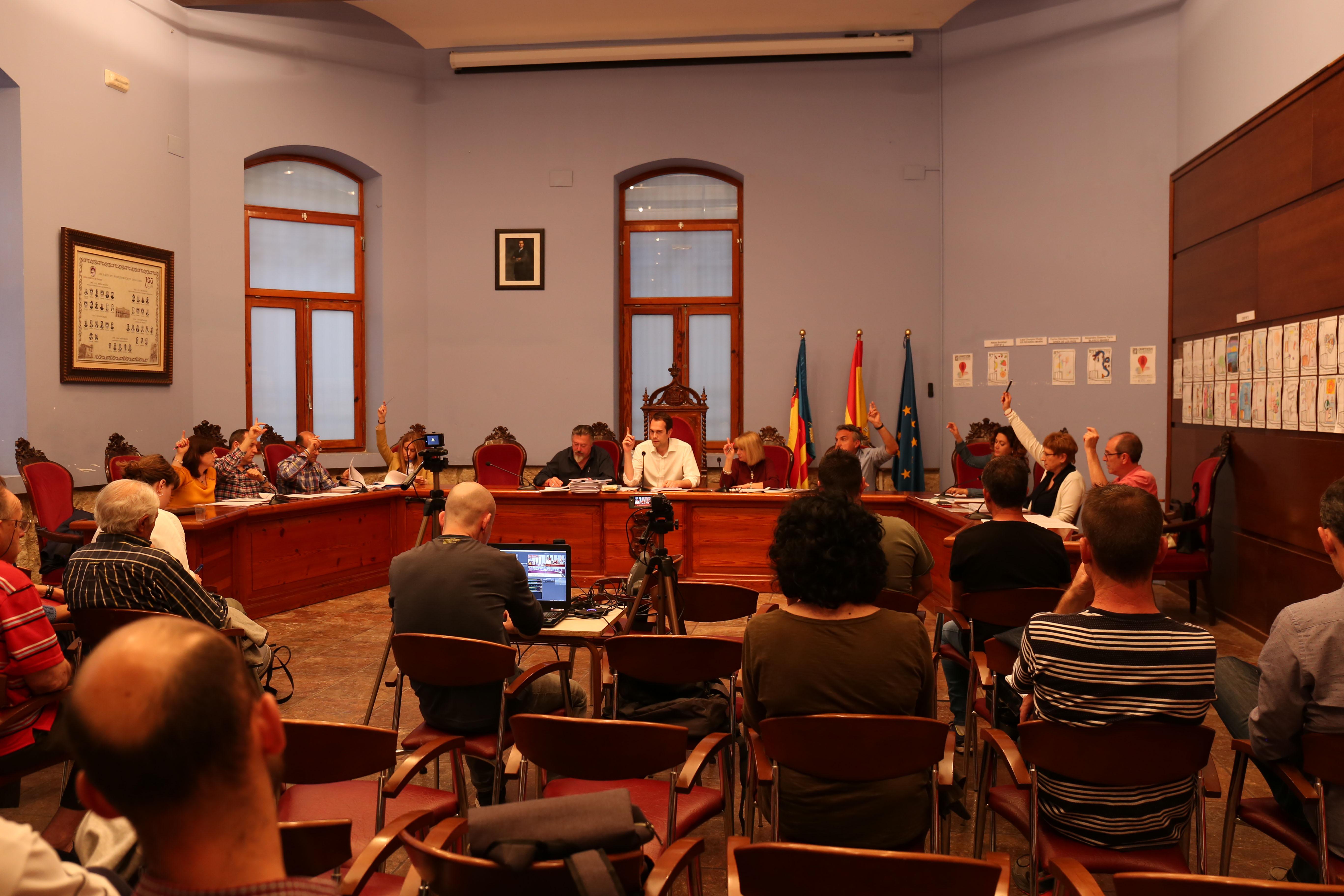 Se aprueba definitivamente la ordenanza municipal reguladora de vertidos.