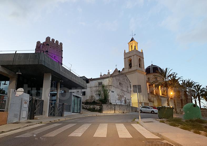 Una imagen de la localidad de Godelleta.