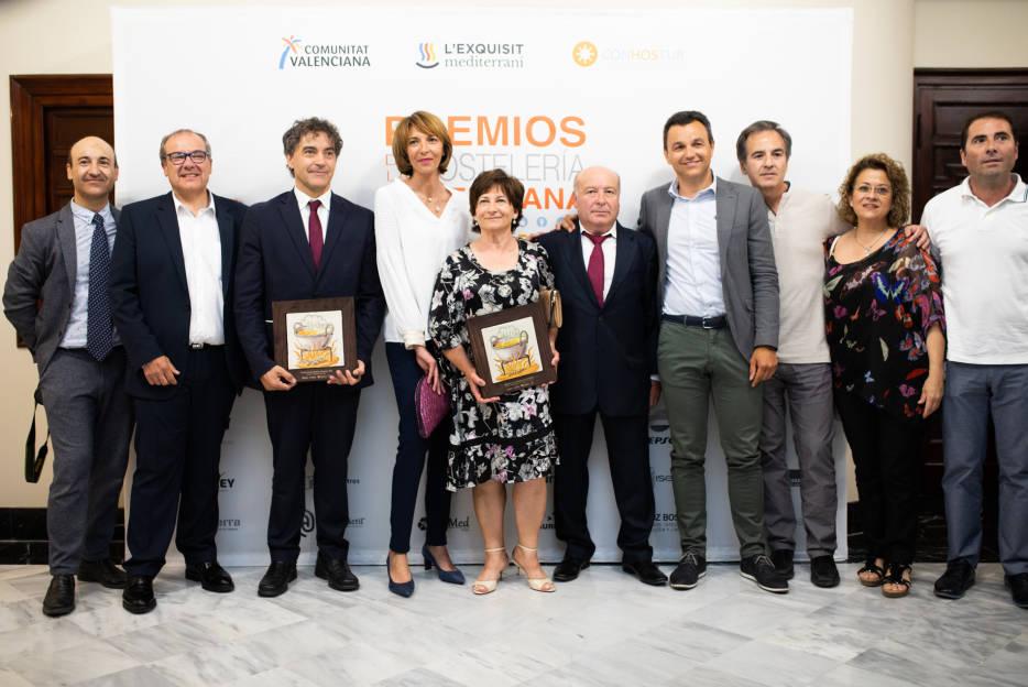 El Ateneo Mercantil de Valencia ha reunido a representantes institucionales, empresarios y profesionales del sector hostelero y turístico valenciano.