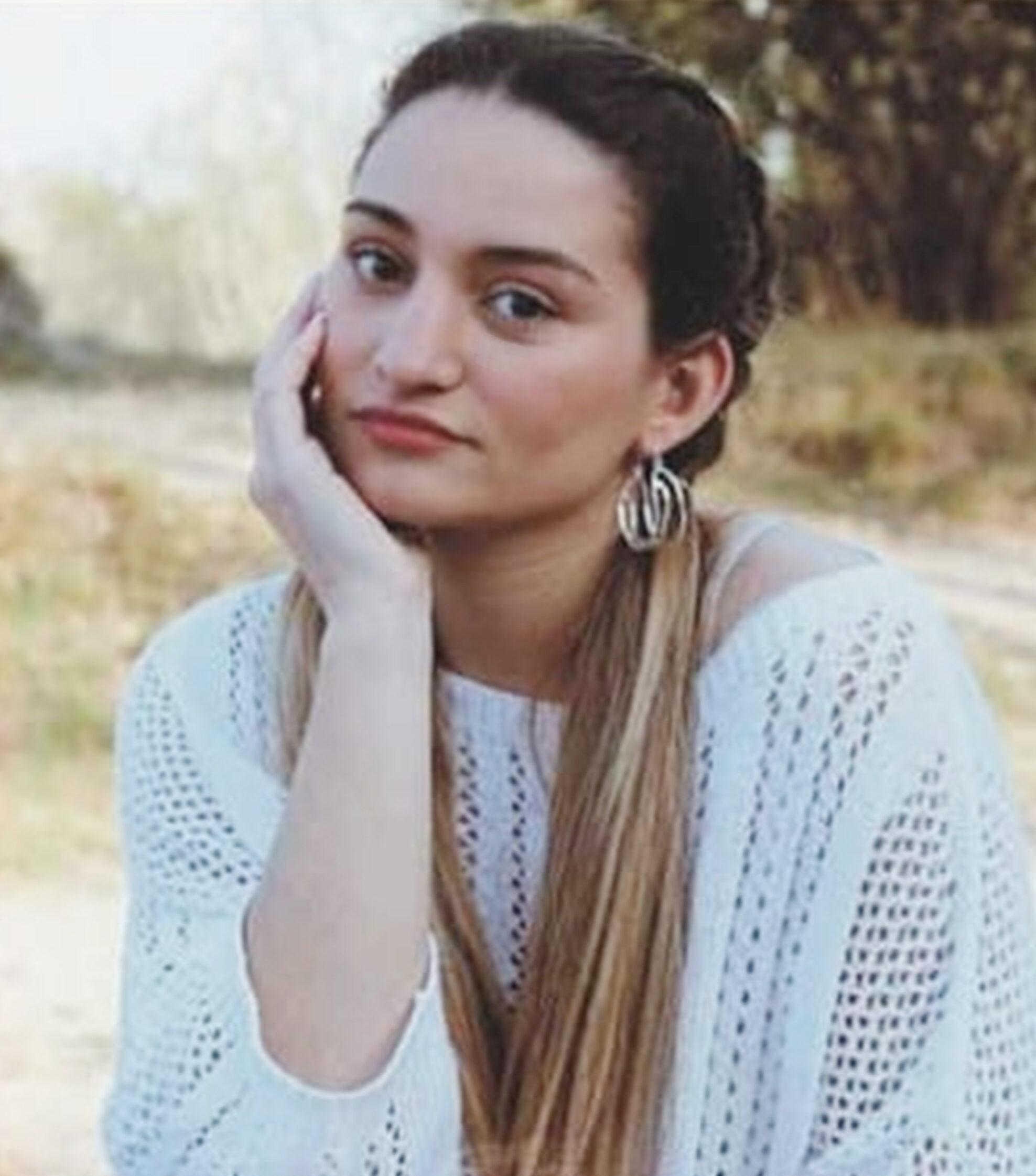 Silvia Sáez Espert, autora de «La hija de las estrellas».