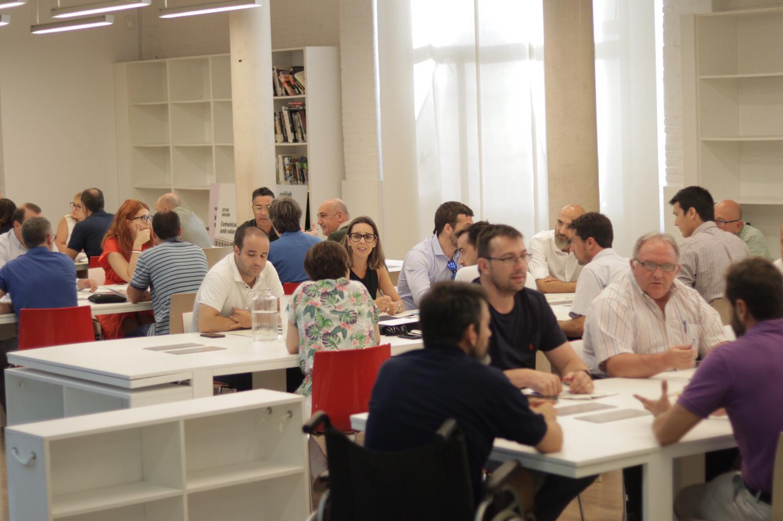 """Organiza junto al Consorcio Valencia Interior la jornada de trabajo """"Training Event"""" en el marco del proyecto europeo URBANREC"""