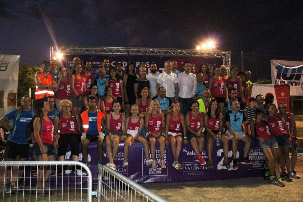 Hassane Ahouchar se corona vencedor por tercer año consecutivo