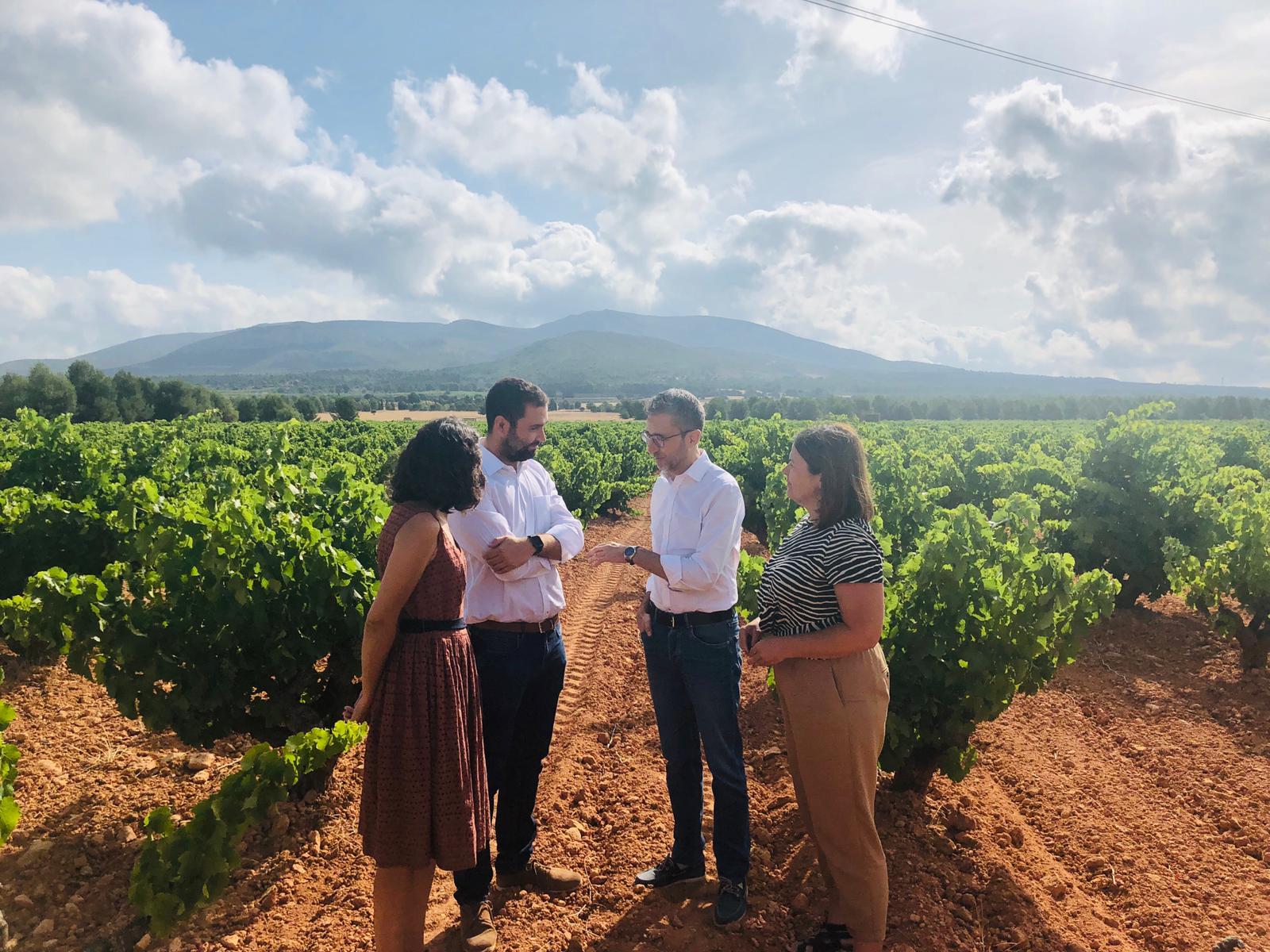 La Generalitat abre el proceso de información pública al documento para la ordenación y gestión de los Paisajes de Relevancia Regional de la Comunitat
