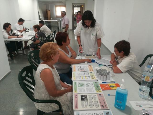 El programa de prevención sanitaria arranca en julio y se prorrogará hasta noviembre, con distintas pruebas cardiovasculares, respiratorias y reumatológicas y consejos sobre nutrición