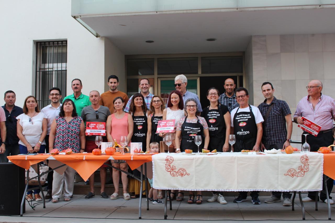 cuarta edición del Concurso Mundial de Tomate Valenciano