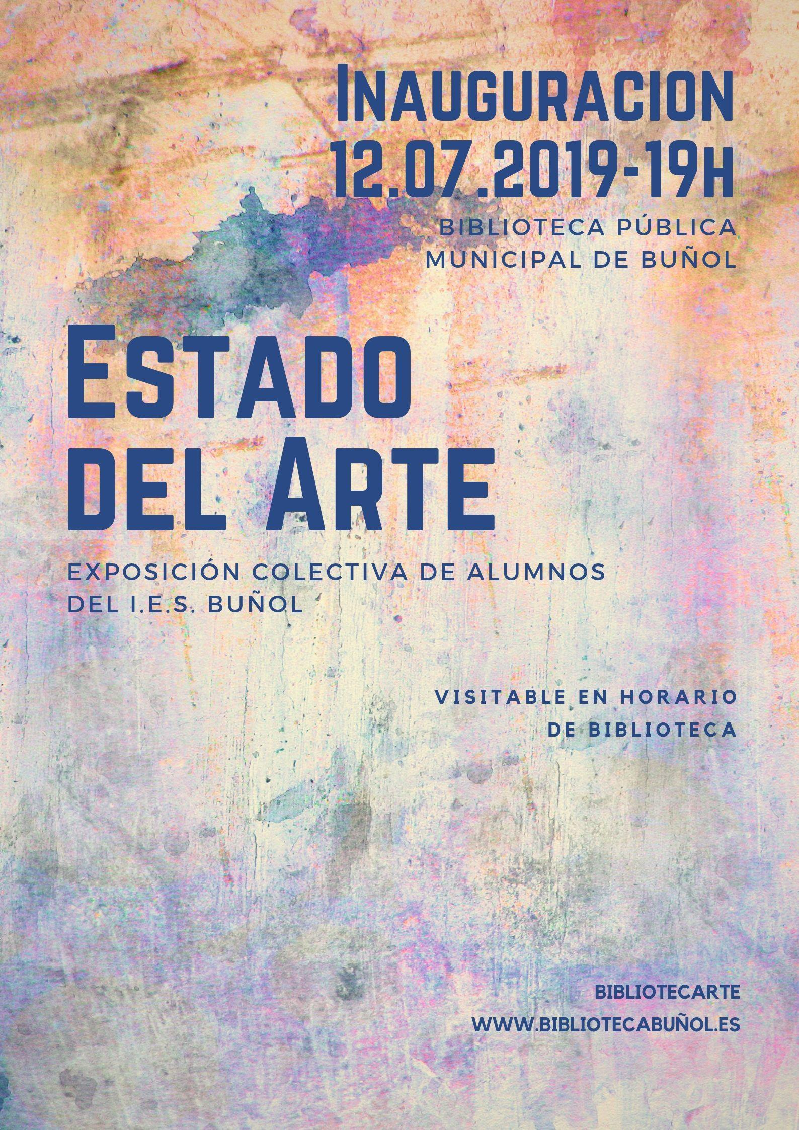La exposición se puede visitar en la Biblioteca Municipal de Buñol.
