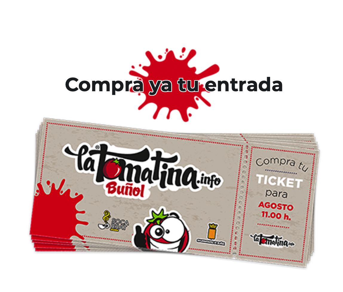 Ya puedes compra tu entrada en www.latomatina.es.