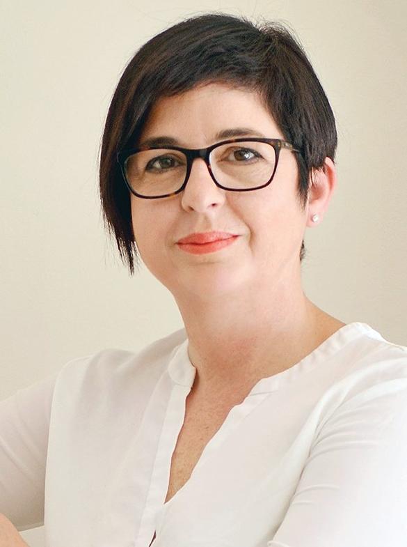 Juncal Carrascosa, alcaldesa de Buñol y presidenta de la WASBE Buñol 2019.
