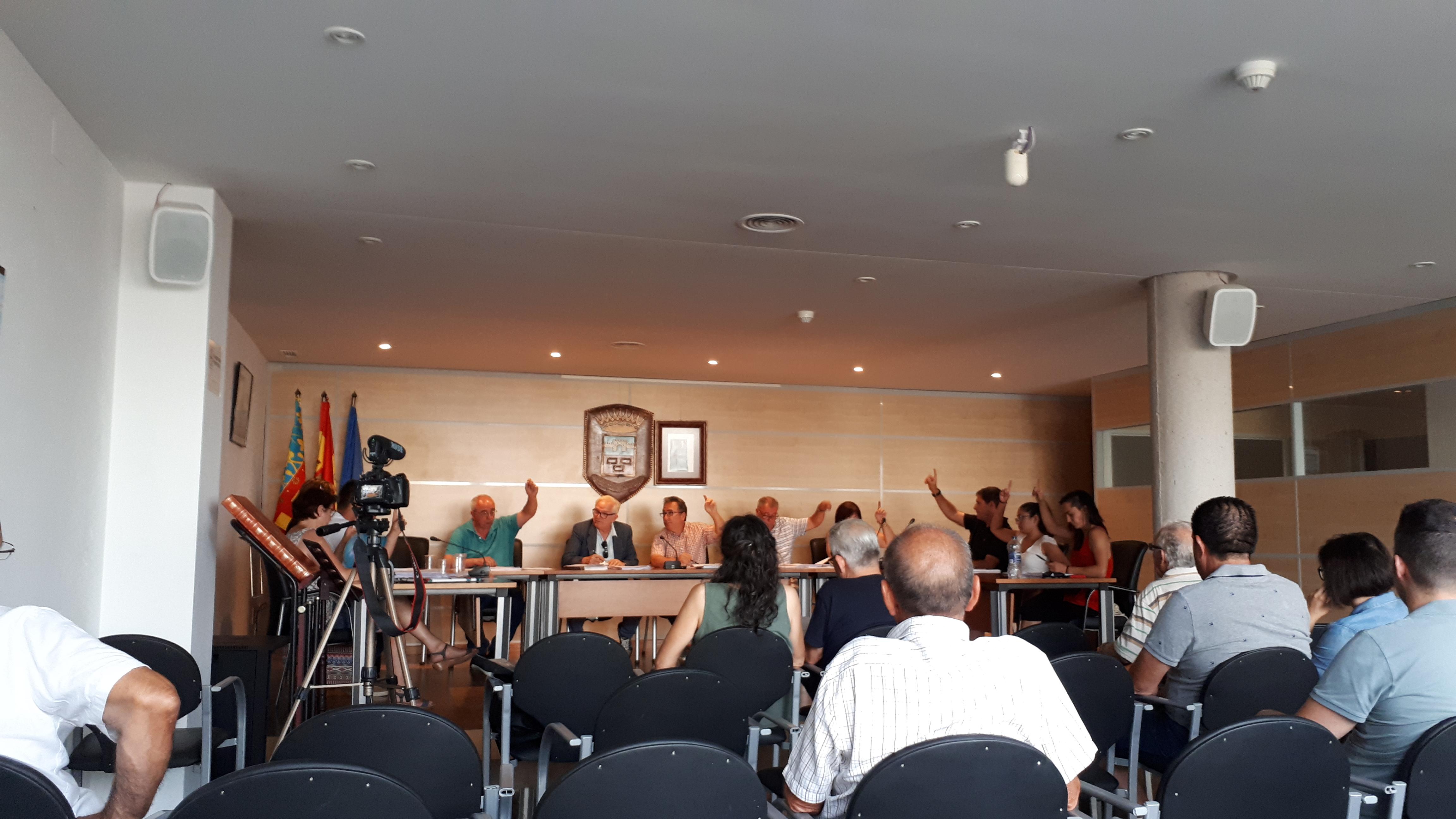 La Alianza por la declaración de la emergencia climática reúne a gran número de asociaciones de todo el Estado, entre las que se encuentran los colectivos Aire Limpio En La Hoya de Buñol-Chiva, Cero Plástico, Los Verdes, Huerta-Jardín El Boticario, etc.