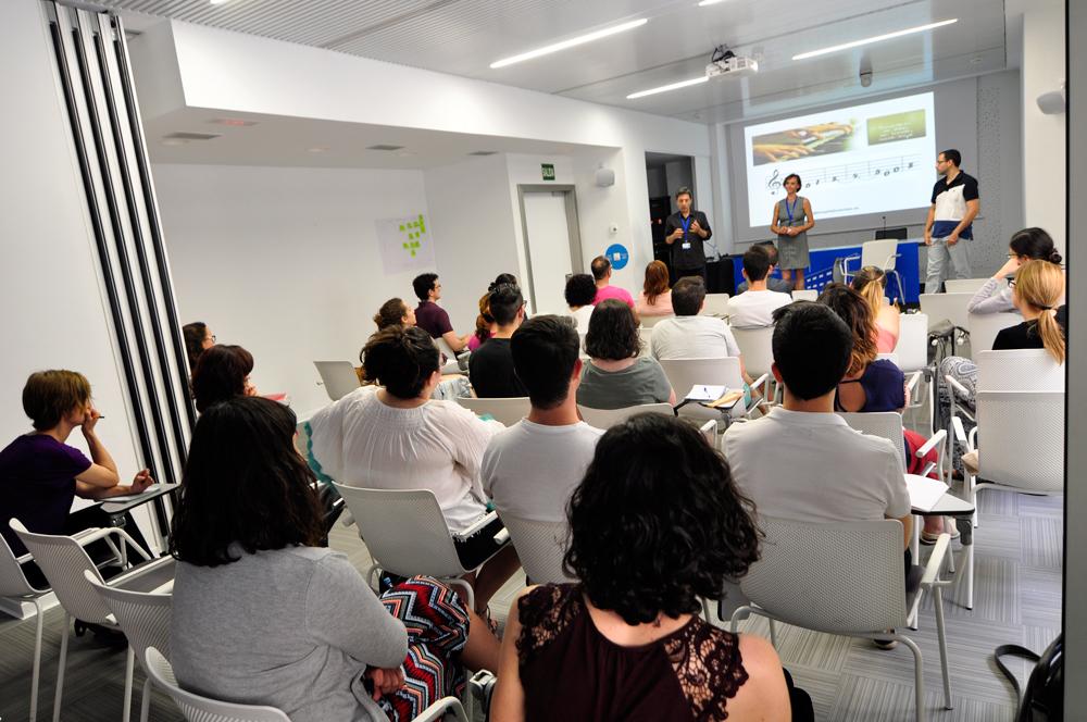 El Hospital de Manises cuenta con la Unidad de la Música y las Artes Escénicas, un centro único en la red de hospitales públicos valencianos