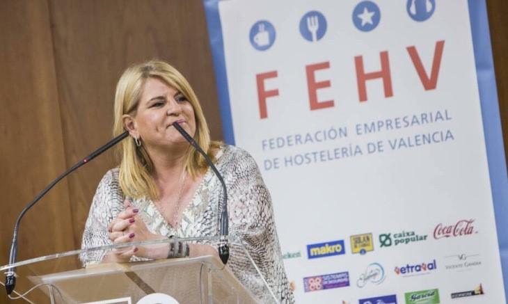La periodista valenciana Silvia Soria Cases.