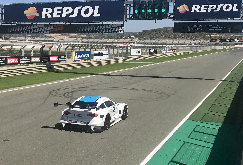 El Circuit Ricardo Tormo celebra este fin de semana la quinta cita de las Ultimate Cup Series.