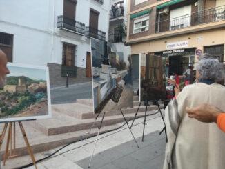 Más de mil personas visitan cada día la tercera propuesta «De par en part» en Buñol.