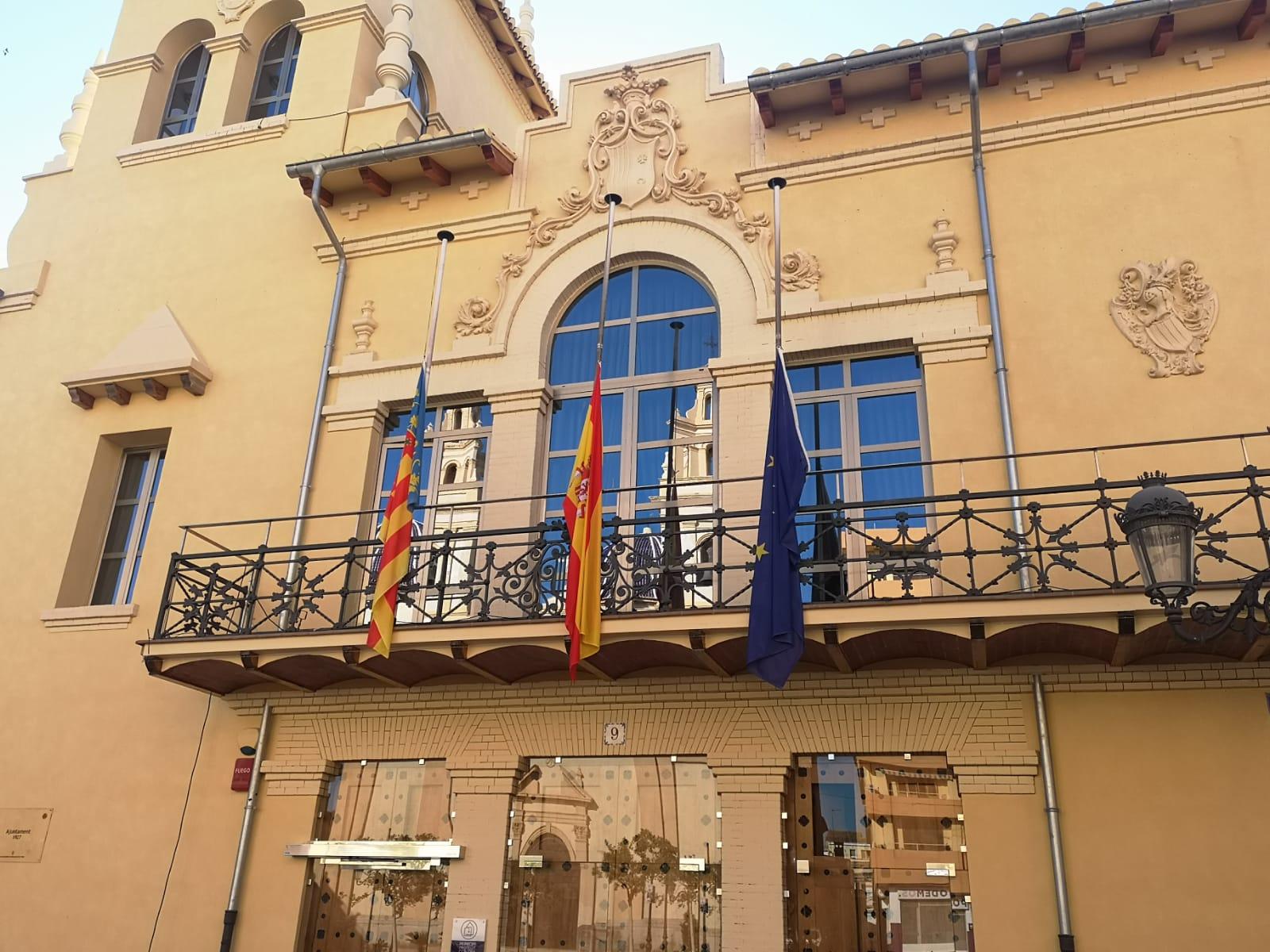Ayuntamiento de Riba-roja del Túria.