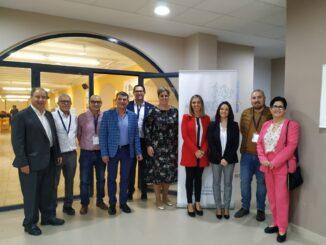Unió Gremial, Ayuntamiento de Buñol y la Asociación de Comerciantes y Empresarios de Buñol han organizado este pasado domingo el II Congreso Autonómico de Comercio.