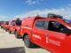 Se han distribuido entre unidades de bomberos forestales de las tres provincias.