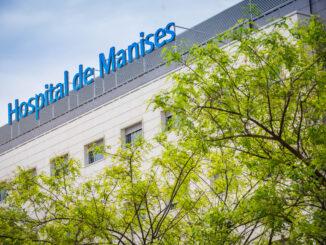 Desde su apertura, el centro hospitalario ha atendido a más de 1.364.000 pacientes.