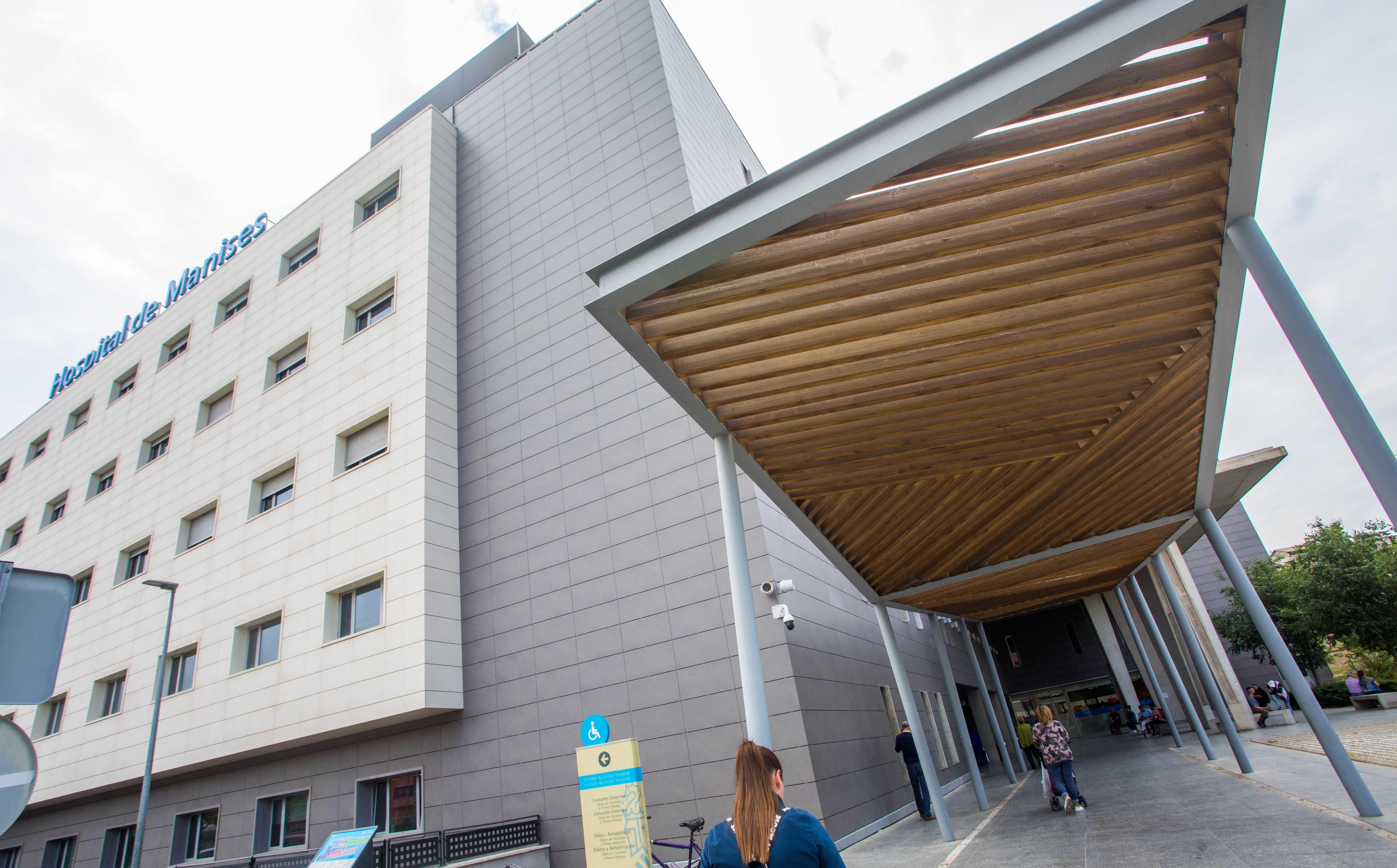 HospitalManises19