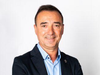 Robert Raga Gadea, alcalde de l'Ajuntament de Riba-roja de Túria y presidente del Consorcio València Interior (CVI).