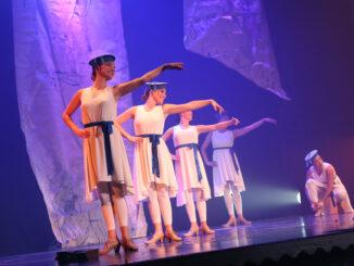 """""""Amelia, que no te corten las alas"""", ganadora del premio FETEN al mejor espectáculo de danza 2018."""