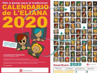 Nueva edición del tradicional calendario que el Ayuntamiento reparte entre la ciudadanía en navidad.