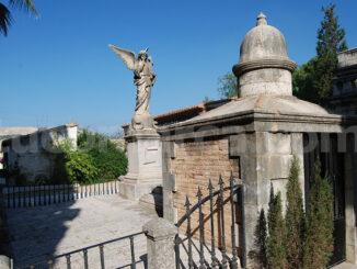 Cementerio municipal de Buñol.
