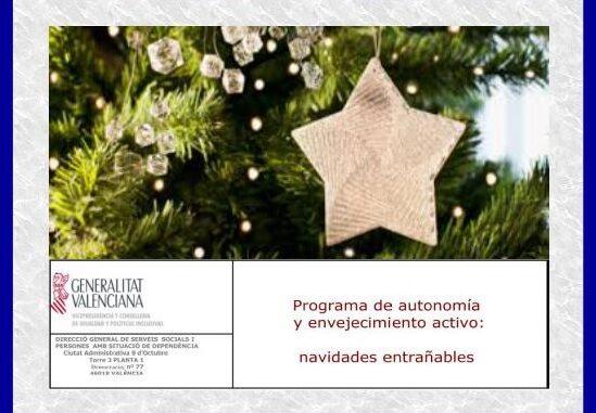 """Requena abre inscripciones en el programa """"Navidades Entrañables"""" 2019."""