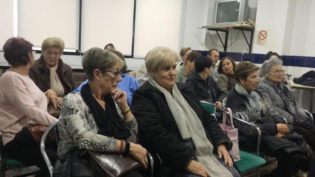 Conmemoración del 25N Día Internacional contra la violencia sobre las mujeres en Alborache.