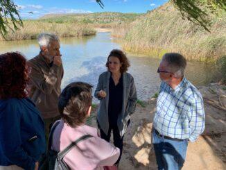 Paula Tuzón destaca la importancia de los parajes naturales municipales como espacios clave para la adaptación y mitigación al cambio climático.