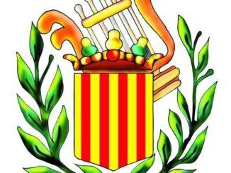 Escudo de la SM «La Artística» de Buñol.