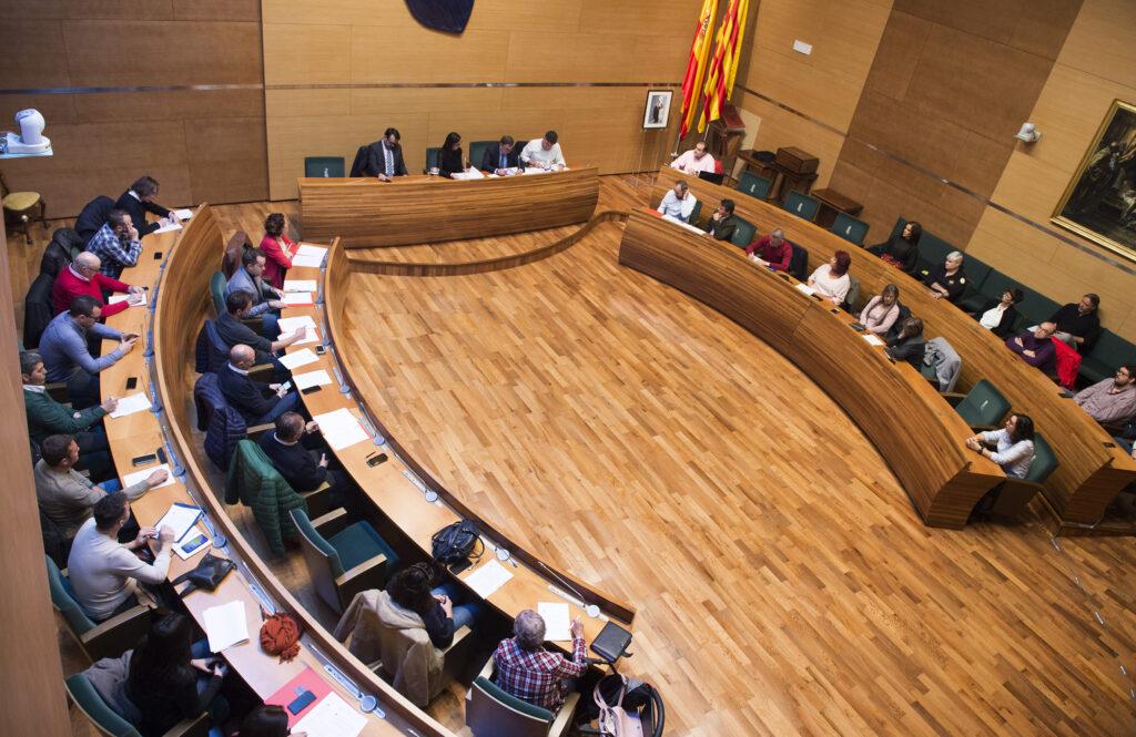 El Consorcio Provincial de Bomberos ha constituido su nueva Junta de Gobierno.