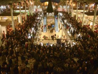 mas de 15.000 valencianos a la séptima edición de la Feria del Cava.