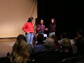 """La representación está basada en el texto inédito """"El Contrato"""", de la dramaturga Carmen Resino."""