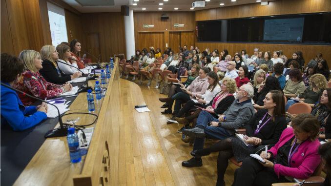En la jornada se ha abordado la implantación de las políticas de igualdad en el ámbito local.