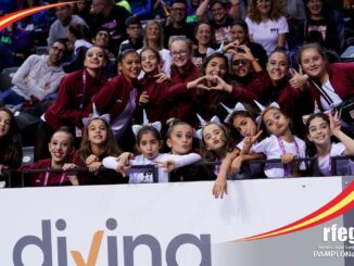 Finalizado el campeonato de España base de conjuntos el club hace balance.
