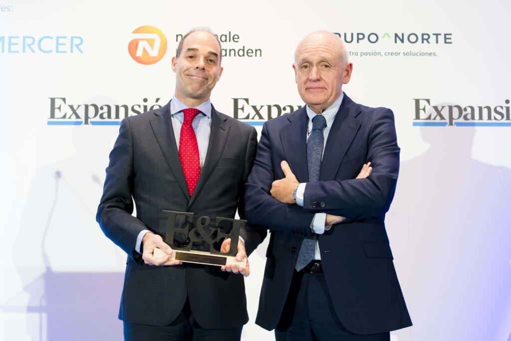 El centro hospitalario ha recibido el premio Expansión por el proyecto Organización Emocional para Profesionales Sanitarios.