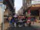 Los alumnos de los institutos de Utiel han mostrado su condena a esta lacra social participando en la marcha silenciosa y en la lectura del manifiesto del 25 de Noviembre.