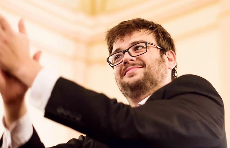 El director Mario Ortuño Gelardo.