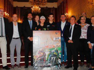 """el piloto de Algemesí, Jaume Masià, ha indicado que """"correr en casa siempre es especial."""