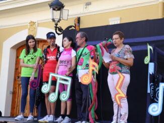 Cheste recibe la III Vuelta Solidaria a España por las Enfermedades Raras.