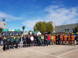 Cerca de 2.000 efectivos de la Guardia Civil forman parte del plan de seguridad del Gran Premio Motul de la Comunitat Valenciana.