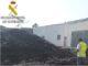 La Guardia Civil procede contra 33 personas por la sustracción de más 47.000 kilos de algarrobas en poblaciones de la Ribera Alta.