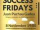 """El objetivo del programa """"Success Fridays"""" es ayudar a los emprendedores."""