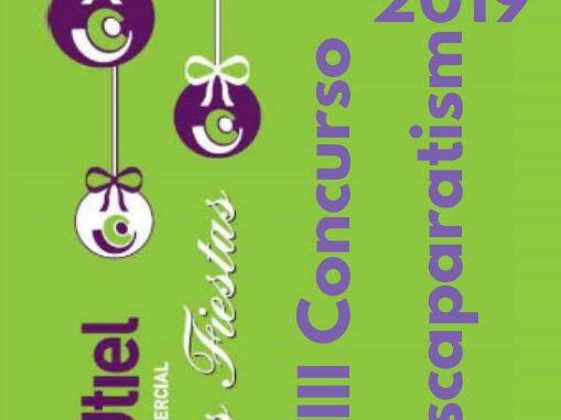 Concurso de Escaparatismo de Navidad 2019 de Utiel.
