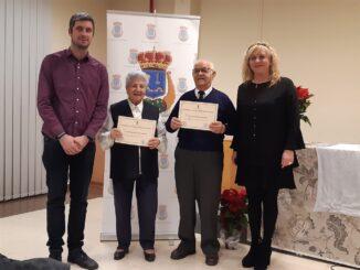 Realizado en Requena el homenaje a las personas mayores de 90 años con muy buena acogida.