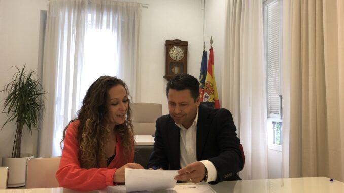 El diputado provincial del Partido Popular Javier Montero.