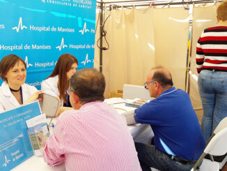 Turís celebra del 9 al 13 de diciembre la Semana de la Salud.