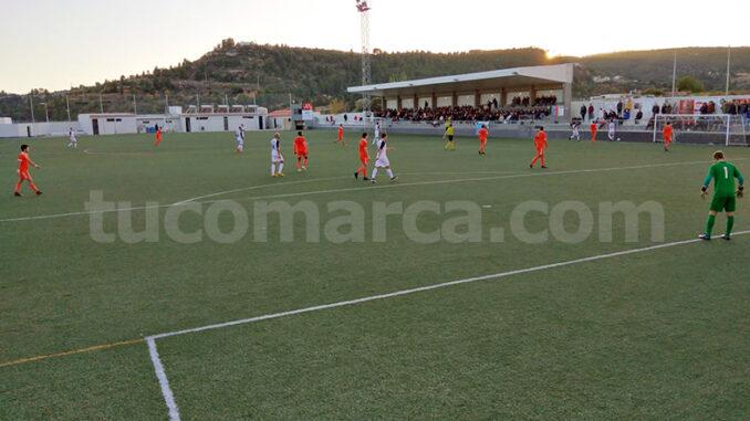 El CD Buñol se ha impuesto en casa al Torre Levante por 2 goles a cero.